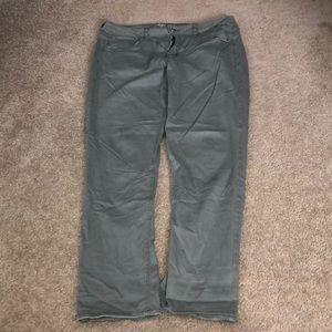Women's tomgirl pants
